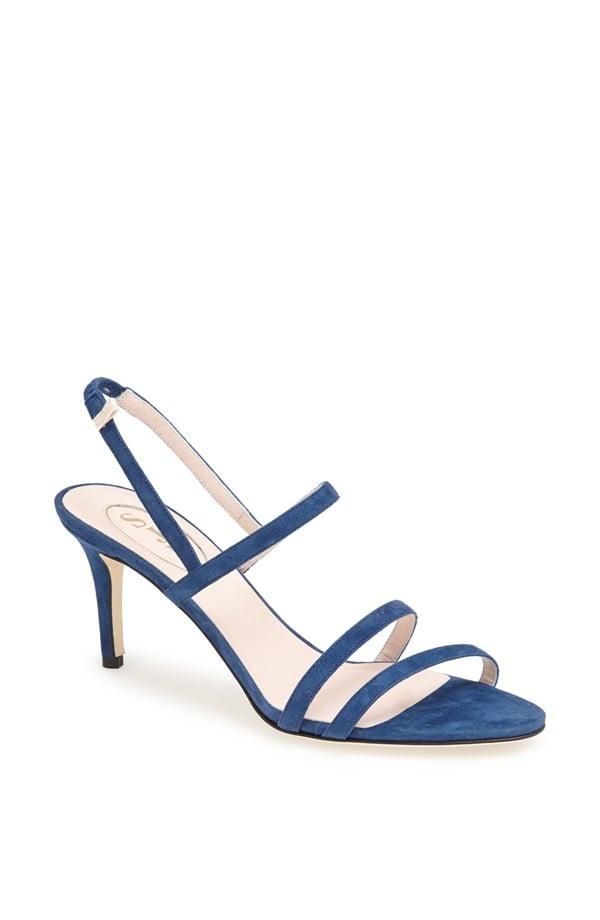 Iva in Blue