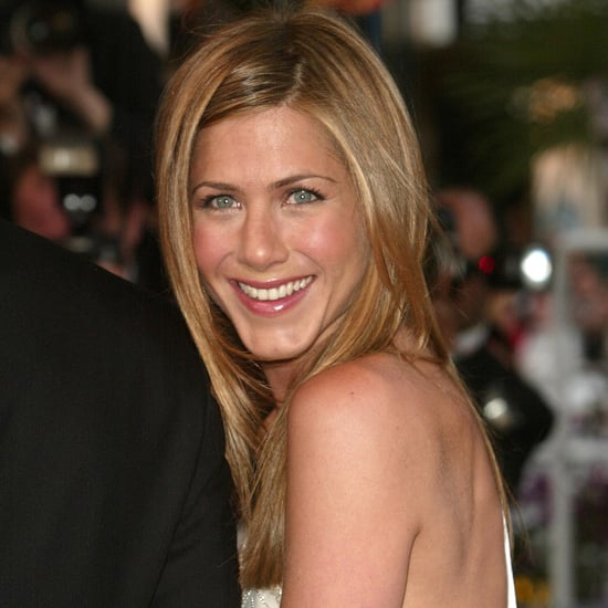 Jennifer Aniston Smiling Over the Years Pictures