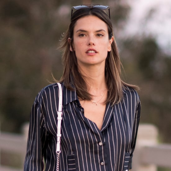 Alessandra Ambrosio as a Child | Photos