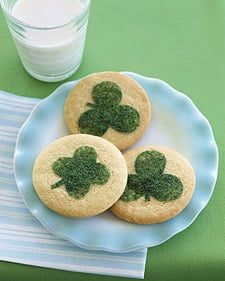 Come Party With Me: St. Patrick's Day — Desserts