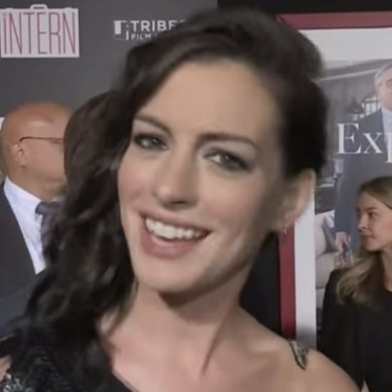 Anne Hathaway Freaking Out Over Mariah Carey