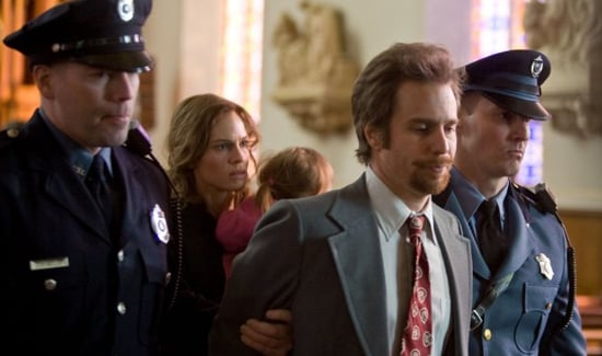 Movie Trailer For Conviction Starring Hilary Swank and Sam Rockwell