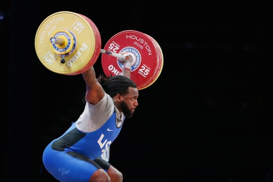 Team USA's Only Male Weightlifter Competing in Rio Is Vegan - Here's What He Eats in a Day