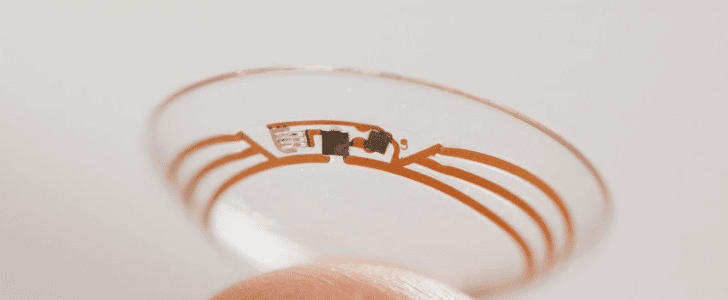 Google Unveils a Sight For Smart Eyes