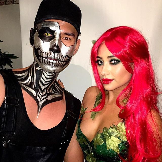 Shay Mitchell as Poison Ivy