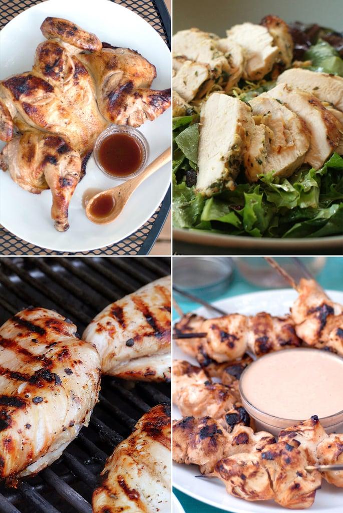 Grilled Chicken Recipes   POPSUGAR Food