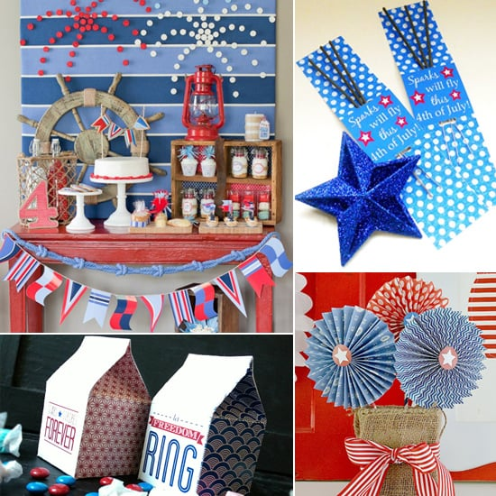 17 Fun Fourth of July Printables to Make Your Party Pop