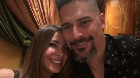 Sofia Vergara and Joe Manganiello Enjoy a Sweet Date at Afternoon Tea -- See the Pics!