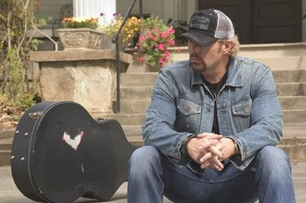 Toby Keith Wrote a Song and Then a Movie: Beer for My Horses