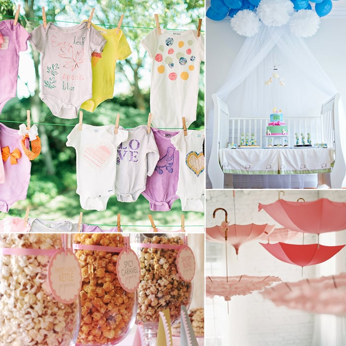 best baby shower ideas popsugar moms