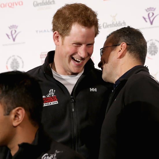 Prince Harry News: Walking With The Wounded To South Pole