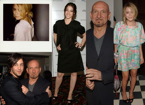 Mary-Kate Olsen and Sir Ben Kingsley Join Josh Peck and Olivia Thirlby for The Wackness screening By The Cinema Society