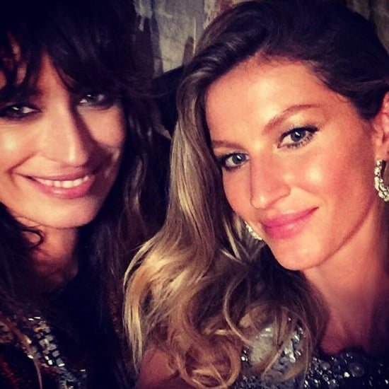 Gisele Bundchen at Chanel No. 5 Dinner | Pictures