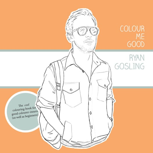 Colour Me Good Ryan Gosling, approx. $12