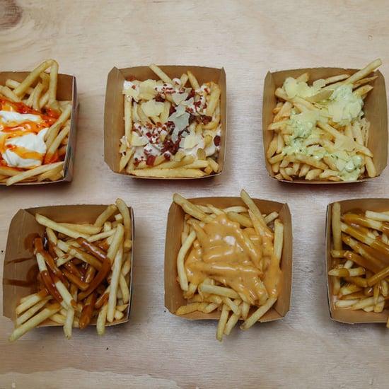McDonald's Fries-Only Restaurant in Australia