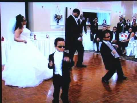 The First Dance With Kids