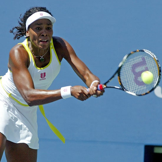 Photo of Venus Williams at the US Open