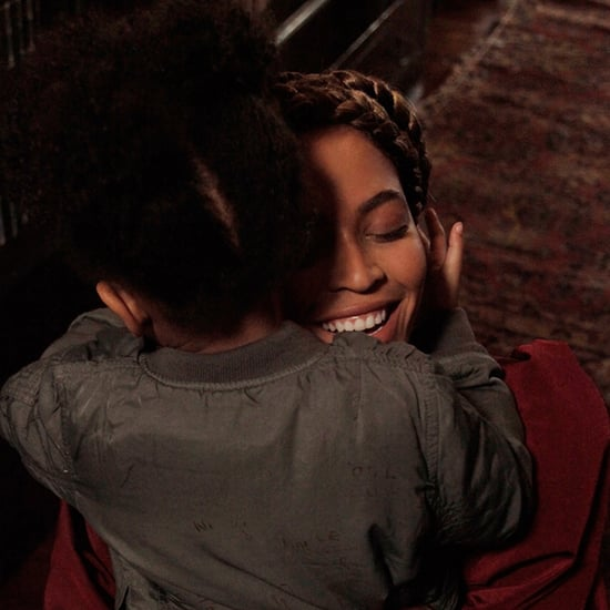 """Beyonce and Blue Ivy Behind-the-Scenes """"Formation"""" Pictures"""
