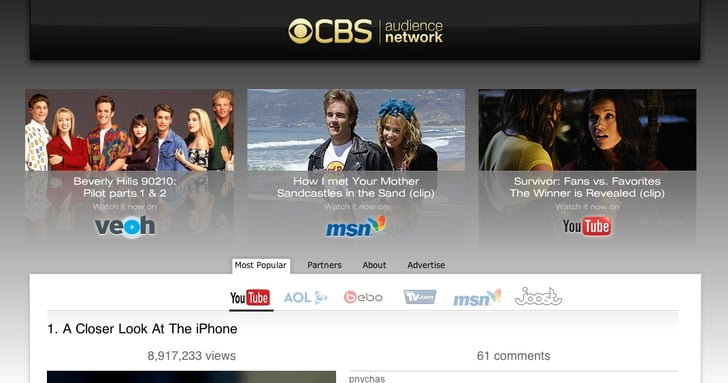 how to watch cbs shows in australia