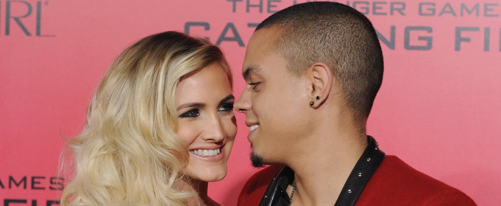 A Sweet Look Inside Ashlee Simpson and Evan Ross's Fairy Tale Romance