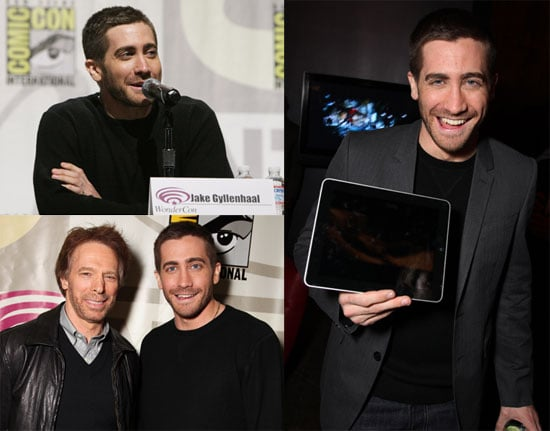 Jake Gyllenhaal Talks Prince of Persia, iPad, and Beautiful Rachel McAdams in SF! 2010-04-05 06:00:00