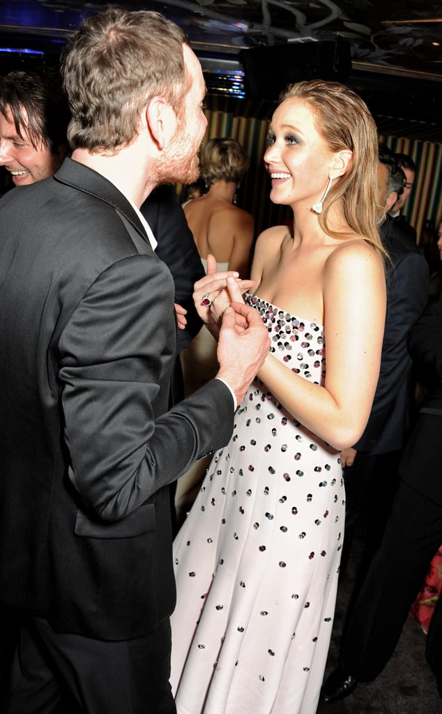 He Gets Along With Our Girl Crush J Law