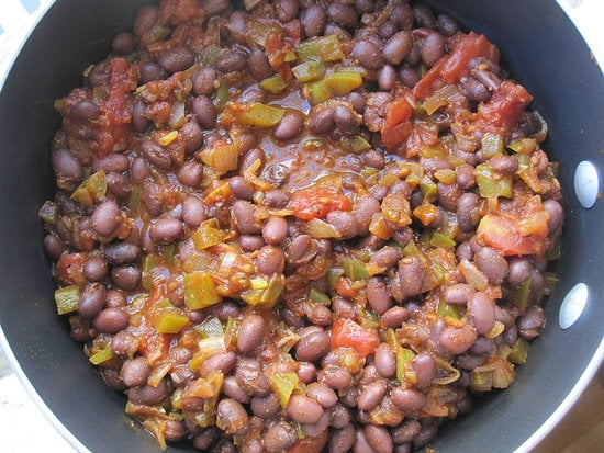 Meatless Monday Black Beans