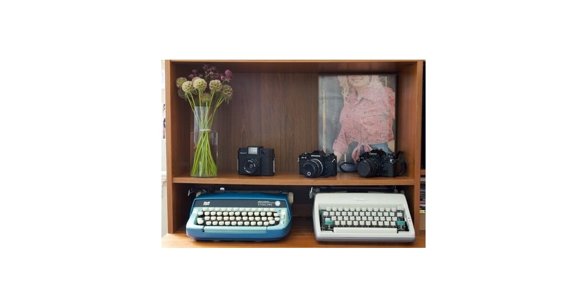 Vintage Geek A Study In Home Decor Popsugar Tech