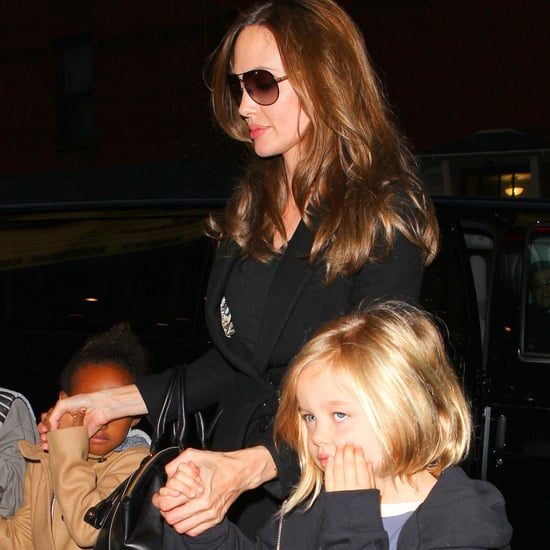 Celebrities and Their Children Pictures December 5, 2011