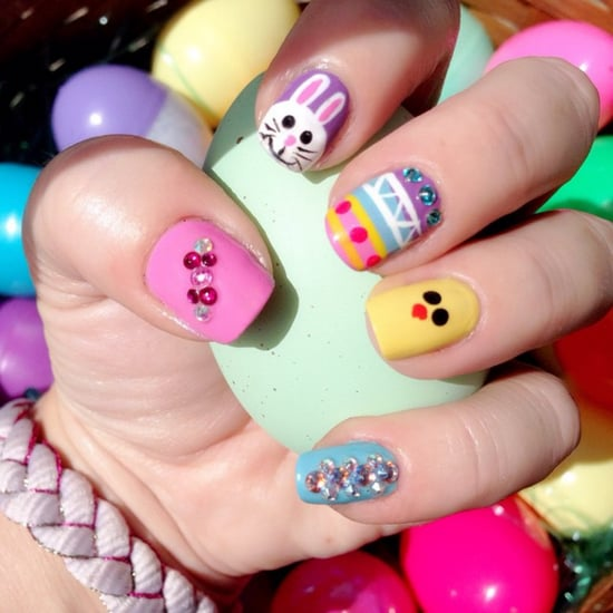 Easter Egg Nail Art Ideas
