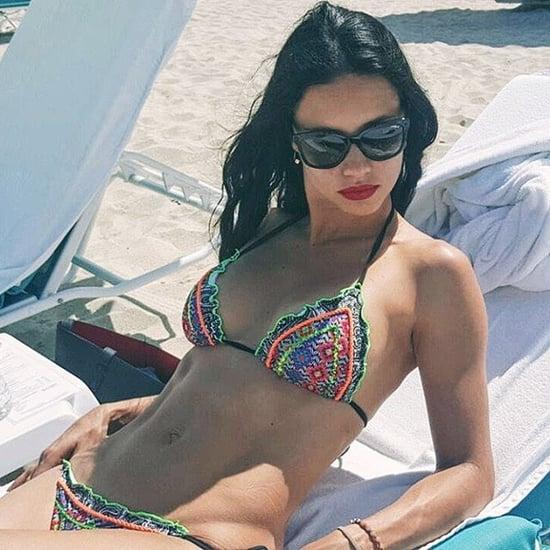 Adriana Lima's Bikini Instagrams
