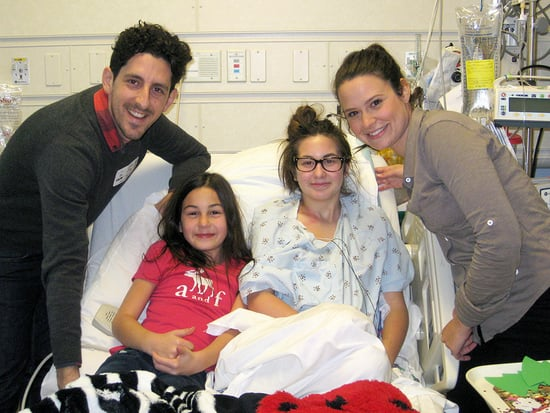 Katie Lowes Helps Bring 'Movie Magic' to Children in Hospitals with the Lollipop Theater Network