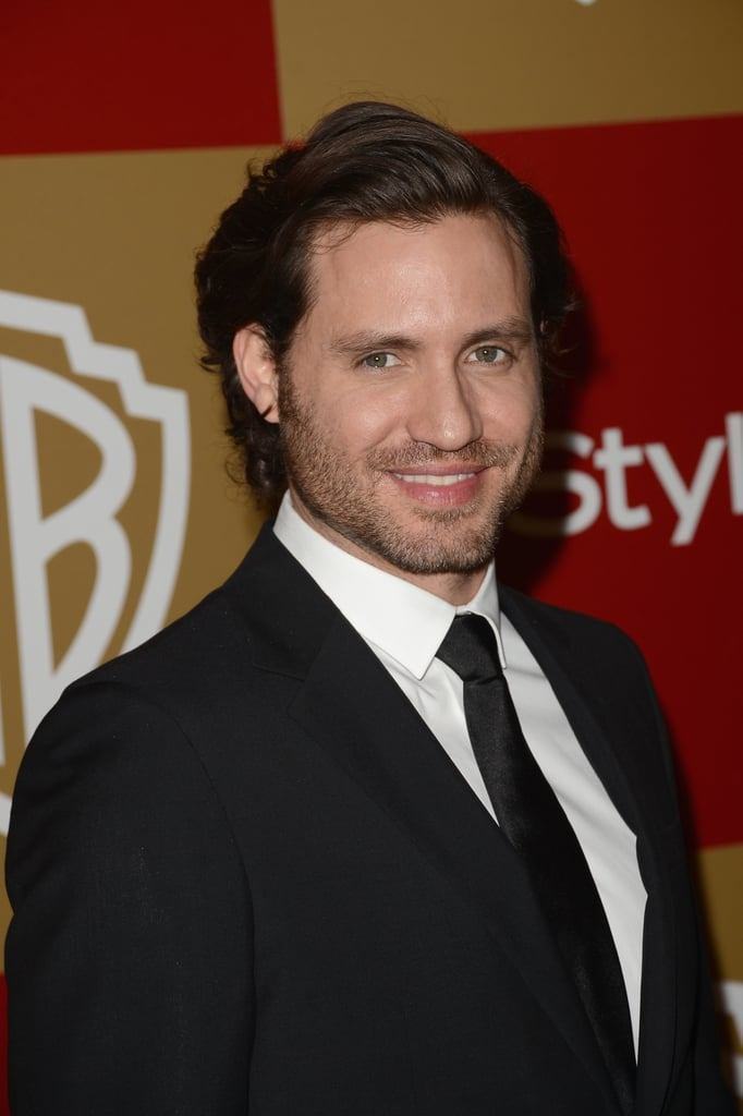 Edgar Ramirez attended the InStyle after party.
