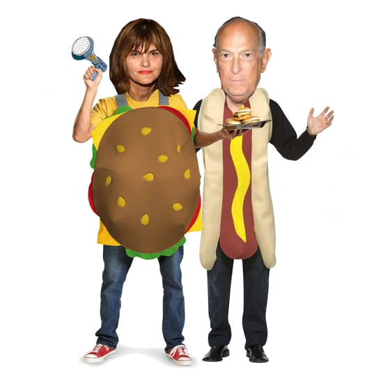 H Is For Hamburgers and Hot Dogs