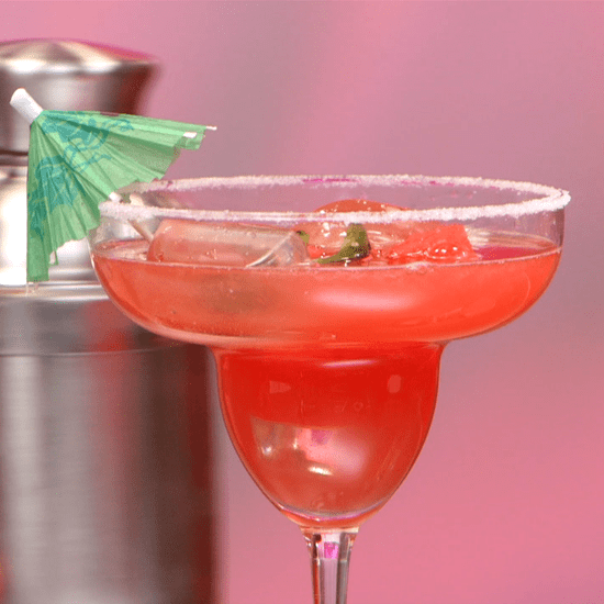 Watermelon-Jalapeño Margarita