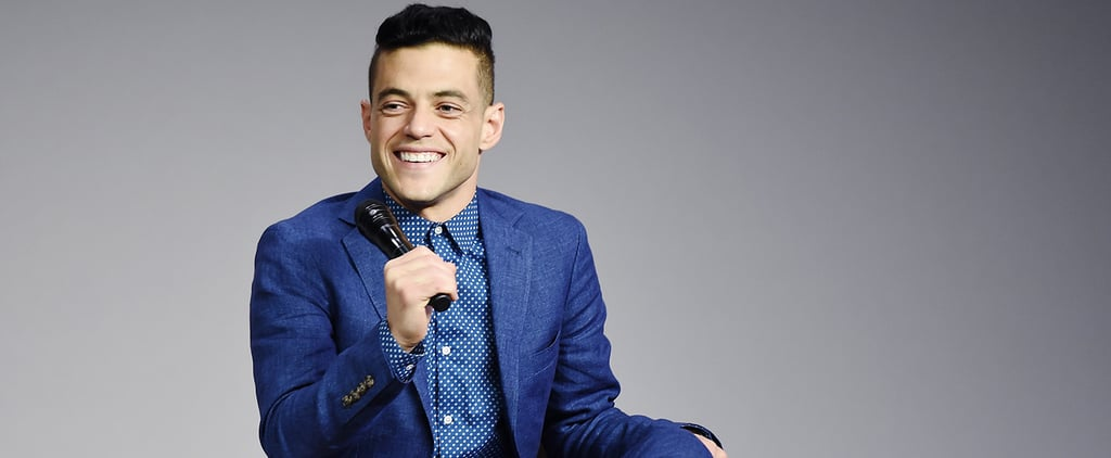 5 Things That Prove If You Don't Love Rami Malek, You Might Be a Robot