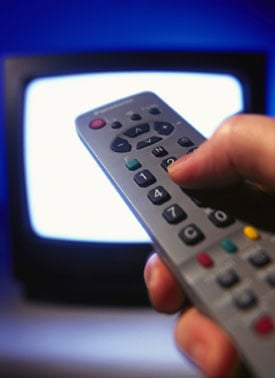 Do You Watch More or Less TV Than Average?