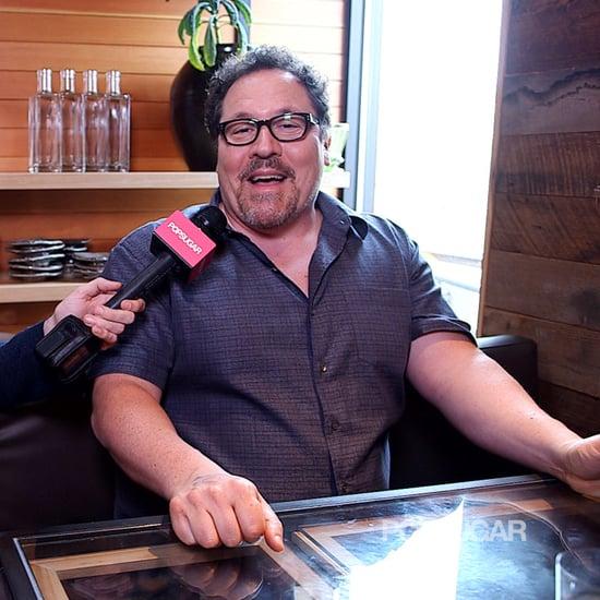 Jon Favreau on Chef With Scarlett Johansson, Sofia Vergara