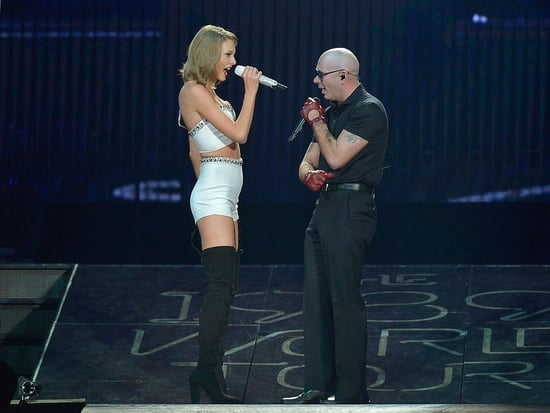 Live from the 305! Taylor Swift Adds Ricky Martin, Pitbull and Dwyane Wade to Her Squad During Tour Stop in Miami