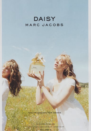 Frida Gustavsson Ends Irina Kulikova's Three Year Stint as Face of Marc Jacobs Daisy