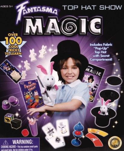 Fantasma Magic Top Hat Show