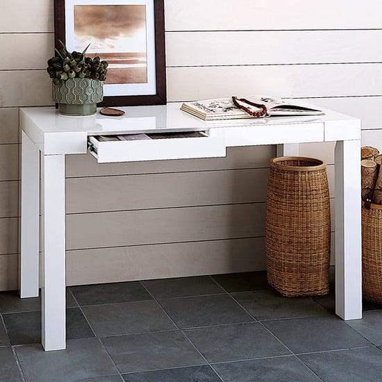 Casa Craving Challenge: Modern White Furniture