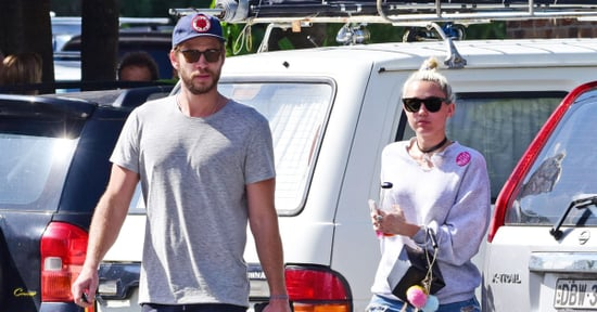 Miley Cyrus Honors Liam Hemsworth's Australian Heritage With Vegemite Tattoo