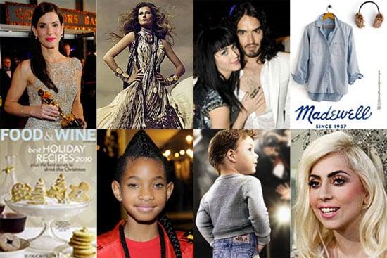 Best Trends, Magazine, Websites, Celebrity News, Couples, Photos of 2010