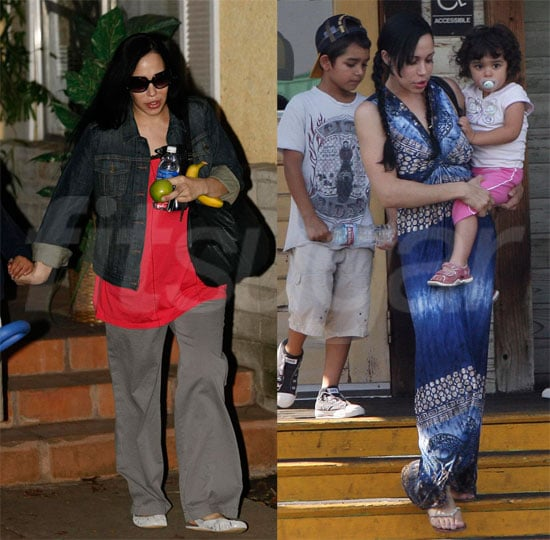 How Nadya Suleman Lost Her Baby Weight