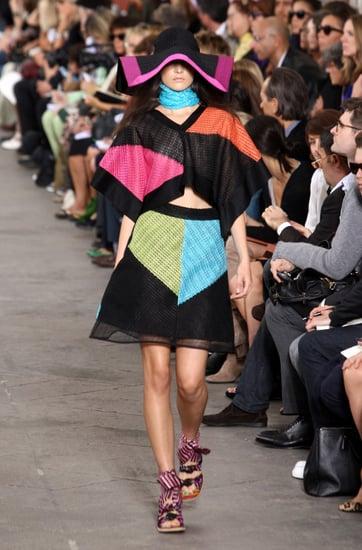 Spring 2011 Milan Fashion Week: Missoni
