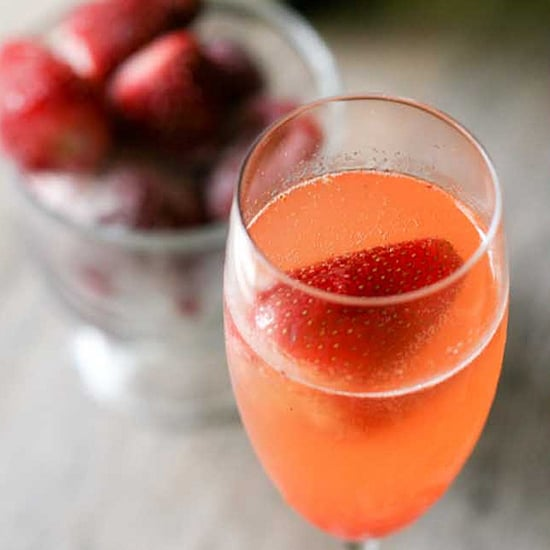 Healthy New Year's Eve Cocktail Recipes
