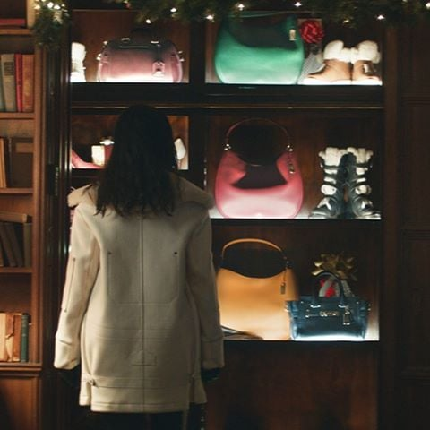 Coach Holiday 2015 Commercial