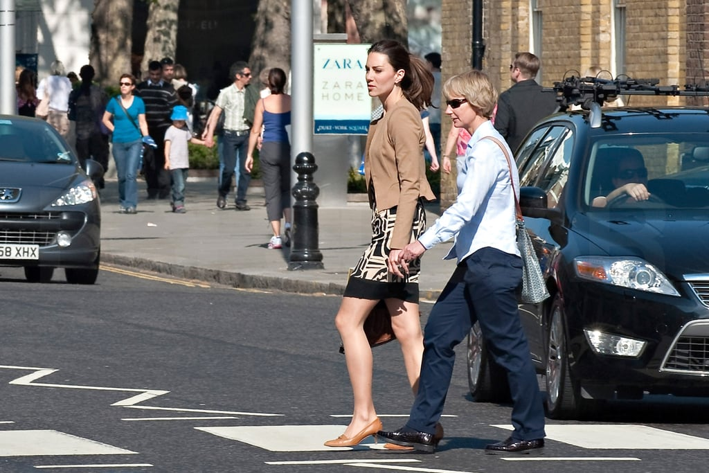 Kate Middleton Keeps the Wedding Prep Coming With a Trip to the Hairdresser!