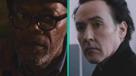 EXCLUSIVE: First Look at John Cusack and Samuel L. Jackson Battling Rabid Killers in 'Cell'